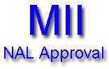 Licença de Acesso à Rede (NAL Aprovação) Mii Cert (002)