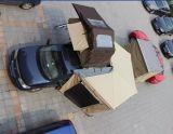 4WD SUV Dach-Oberseite-Zelt, Dach-Zelte des Fahrzeug-4X4