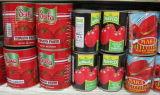 La pâte de tomate en conserve