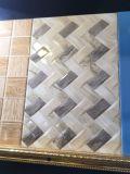 Rustikales Porzellan-keramische Wand-Fliese im einfachen langwierigen Mosaik-Entwurf