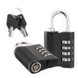 ハードウェアのロック・キー管理パッドロック