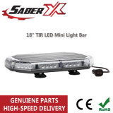 """Hoogste Kwaliteit 18 """" Tir LEIDENE Mini Lichte Staaf voor het Verkeer van de Politiewagen"""