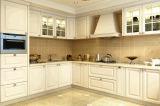 Gabinetes de cozinha brancos baratos da melhor alta qualidade nova do projeto da venda