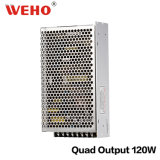 Bloc d'alimentation de commutation de quarte de Q-120W 120watt