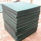 Mattonelle della gomma di slittamento delle mattonelle del quadrato del nuovo prodotto anti delle mattonelle delle mattonelle di gomma a terra di gomma esterne di gomma del gioco