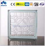 Jinghua High Quality Sea Wave Clear Glass Block 또는 Brick