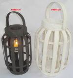 Lanterne en bois (HM8851, 52PC)