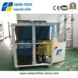 Ar resfriado Chiller água industrial para o frasco de máquina de sopro
