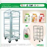Trole do rolo do transporte da leiteria do leite (HBE-MK-1)