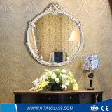 Vrij zilver/Aluminium/Koper/Veiligheid/de Spiegel van het Glas van de Decoratie en het Glas van de Spiegel