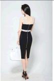 Vestiti da cocktail Sleeveless delle signore Corea
