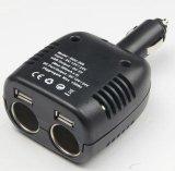 Инвертор USB DC-AC к лихтеру 200W сигары