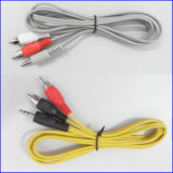 RCA Cable, 2RC aan 3.5 Stereo Plug (1.1019)