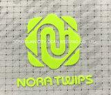 Logo plat de papier de transfert thermique de silicones pour le T-shirt