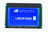 256X160 도표 LCD 모듈 옥수수 속 유형 LCD 디스플레이 (LM256160B)