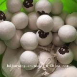 Sinland XL premium 100% laine cheveux boules, assouplissants textiles