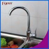 Fyeer durable de haute évier de cuisine à l'Arc des robinets mélangeurs