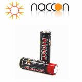 Superbatterie des aufgaben-Kohlenstoff-Zink-1.5V R6p AA