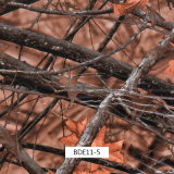 Folha Autunm Camo Filmes Hidro para Itens exterior (BDE11-3)