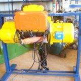 Polipasto eléctrico de cable (CD1. MD1)