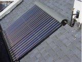 Coleccionador de aquecedor solar de água