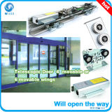 Tsa 6 Movable Wings Telescopic Sliding Doors