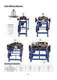 자동적인 기계적인 강철 철 남비 사슬 만드는 기계