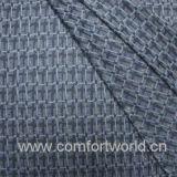 Le tricot jacquard avec du polyester