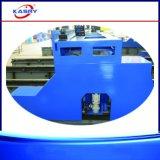 Máquina de estaca da flama do plasma da tubulação de aço do CNC do pórtico e da placa de metal