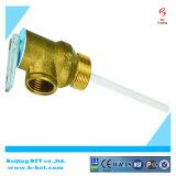 De Afblaasklep van de van de regualtorTemperatuur en Druk van het gas Voor de ZonneVerwarmer BCTPV01 van het Water