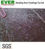 Rivestimento elettrostatico della polvere del poliestere della pelle del coccodrillo dello spruzzo
