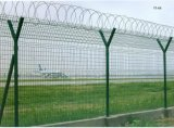 中国の空港Welded Wire Mesh Fence Fr1