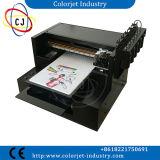 A3 dirigent vers l'imprimante de T-shirt de DTG de machine d'impression de tissus de vêtement