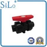 Válvula de adaptador de rosca macho de PVC