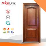 Porte intérieure en bois/porte en bois solide avec le type de genres