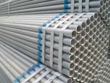 Los materiales de construcción P195/P235 REG soldar tubos de acero galvanizado de Pre/tubo