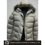女性ガチョウのジャケット