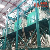 Il Kenia che esegue la macchina universale di macinazione di farina del mais 150t