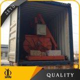 correa 120m3/H que transporta la planta de procesamiento por lotes por lotes concreta Hls120