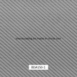 0.5m屋外項目のための広いカーボンファイバーのHydrographicsの印刷のフィルム、水転送の印刷、PVA、液体の画像のフィルムおよび車は分ける(BDA145)