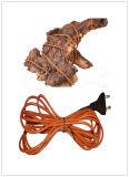 Câble de chauffage de l'usine de fiche aux États-Unis 220V pour la serre