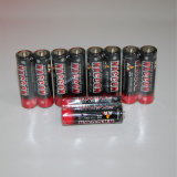 1.5V R6pの高品質一次乾燥したAAのセル電池