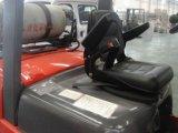 Carretilla elevadora del LPG del motor de 3.0 Nissan de la tonelada