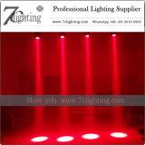 Mini DJ die Effect van de Verlichting van de Hoofd Lichte LEIDENE Was van de Straal 60W het Kleurrijke bewegen