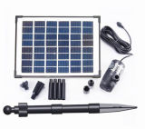 Fountain를 위한 8W Solar Brushless Pump Kit