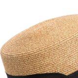 새로운 형식 여름 Handmade 대중적인 일요일 밀짚 모자