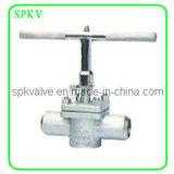 Valvola a rubinetto della saldatura testa a testa (fig. 918W)