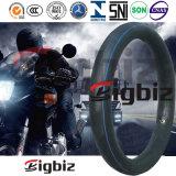 Venda de tubo interno de motocicleta 2.50-17 durável com Borracha Natural