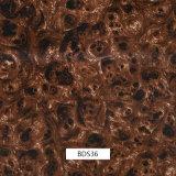 毎日の使用および車の部品Bds39Aのための1mの幅のHydrographicsの印刷のフィルムの木パターン