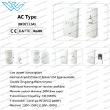 Tipo intelligente campanello elettrico automatico di CA del sensore di movimento di telecomando di PIR